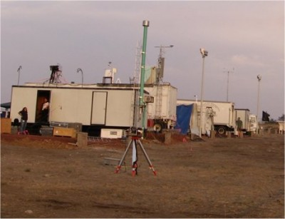 Instrumentation were strategically located to measure changes in the aerosols as they were transported downwind from Mexico City during the MILAGRO Project ASP participated in
