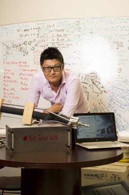Naruki Hiranuma of West Texas A&M University will use ARM data and lead ARM field research campaigns for his early career work on microphysical atmospheric processes.