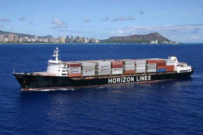 Ghate is working with data from MAGIC, the 2012-2013 ARM campaign that employed the Horizon Spirit container ship pictured here. The 880-foot vessel was fitted with instruments used during its routine runs from Los Angeles to Hawaii and back.