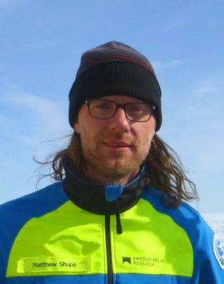 Matthew Shupe brings his passion for arctic regions to ASR projects.