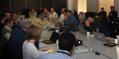The workshop brought together 30 researchers from DOE and NOAA labs, universities, and NCAR.