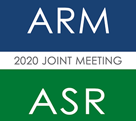 2020 ARM/ASR Joint Meeting Update