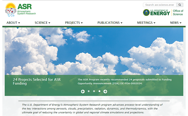 ASR Launches Refreshed Website