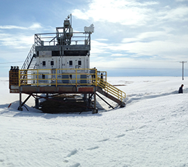 ASR-Funded Analysis Helps Scientists Rethink Origins of Snow