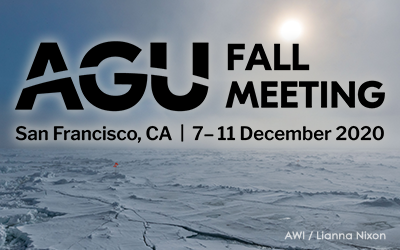 AGU Fall Meeting, 7-11 December 2020