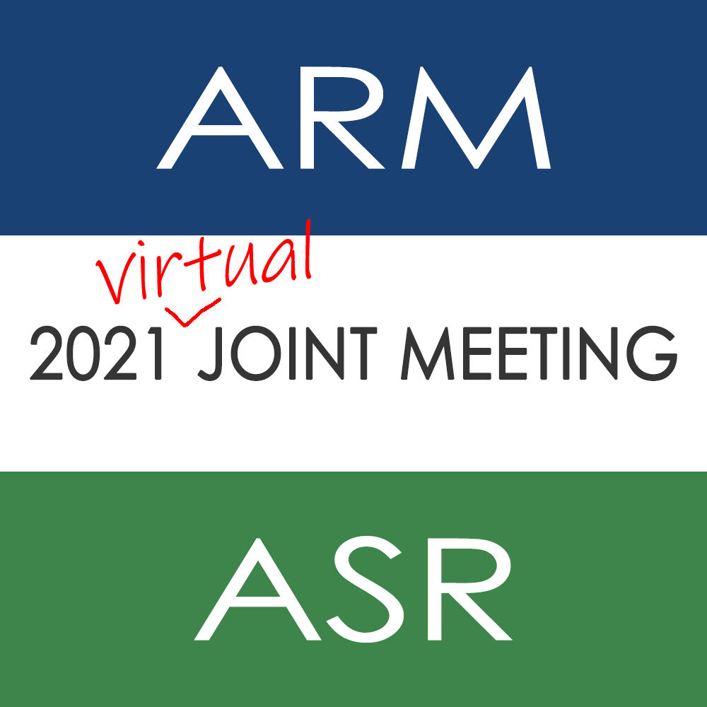 ARM-ASR Joint Meeting